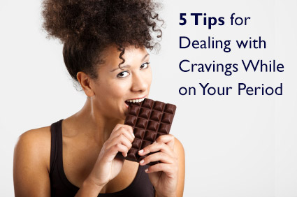 cravings on your period