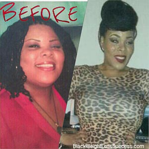 nikia weight loss story