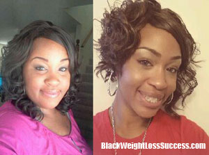 Sebrina weight loss