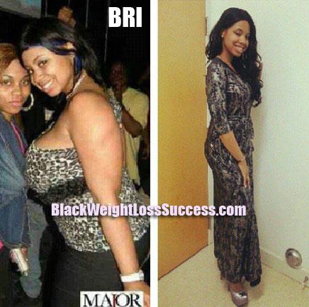 Bri weight loss story