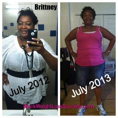 Brittney weight loss pictures