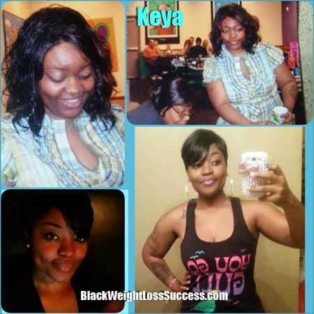 Keya weight loss pictures