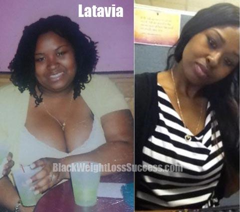 Latavia weight loss story