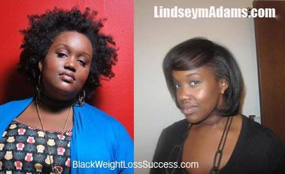 Lindsey weight loss story