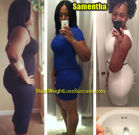 Samentha weight loss story