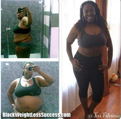 Tai weight loss before and after