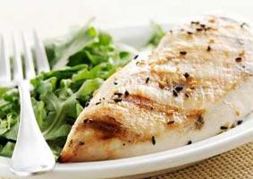 low carb chicken veggies