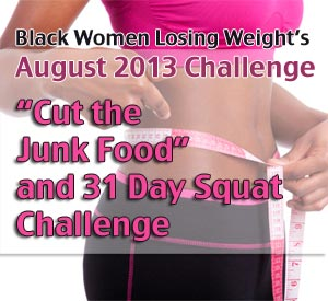 August Weight Loss Challenge