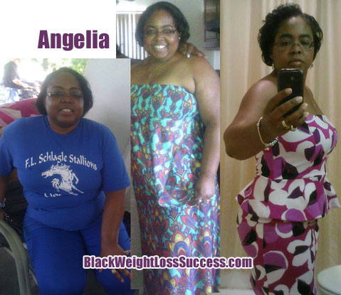 Angelia weight loss