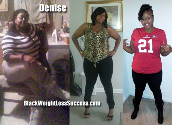 Denise Update 80 pounds