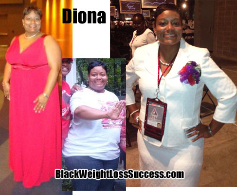 Diona weight loss
