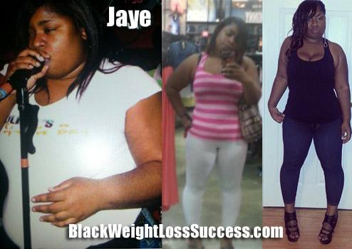 Jaye weight loss story