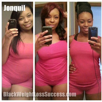 Jonquil weight loss story