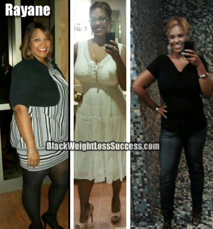 Rayane weight loss PCOS