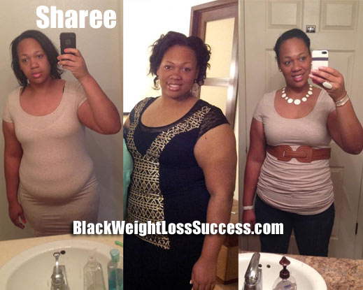 Sharee weight loss story