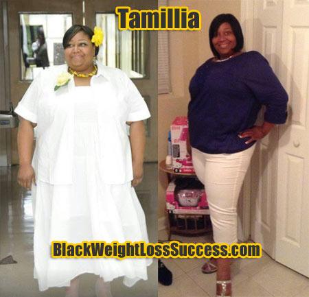 Tamillia weight loss success