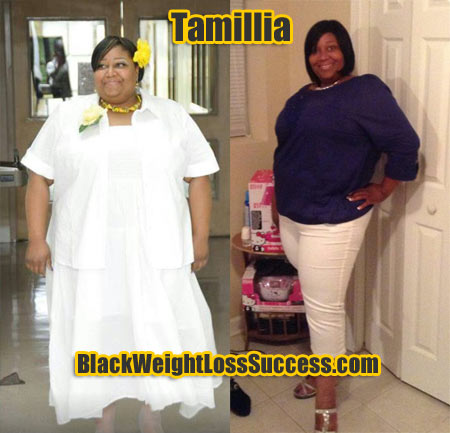 Tamillia weight loss success