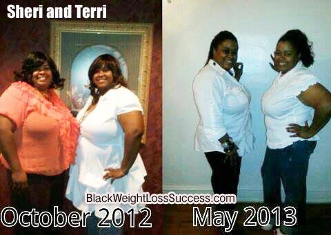 Terri Sheri Twins Weight Loss Story
