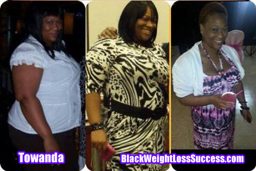 Towanda weight loss story
