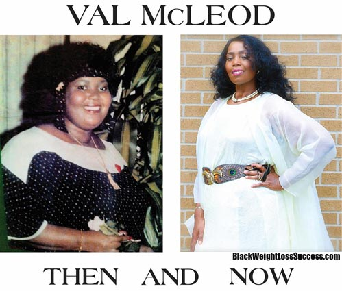 Val weight loss success