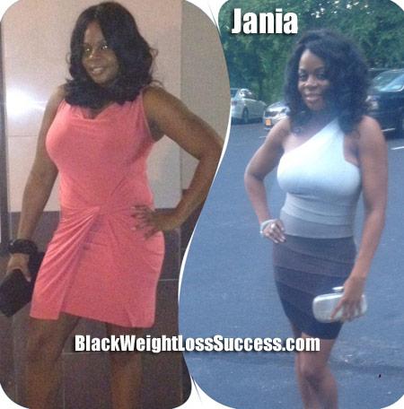 jania weight loss story
