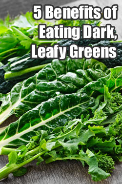 kale dark leafy greens