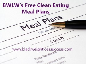 free clean eating meal plans