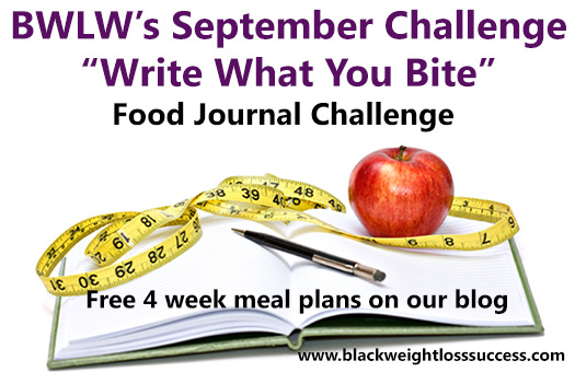 September weight loss challenge
