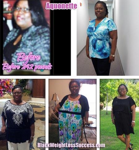 Aquonette weight loss