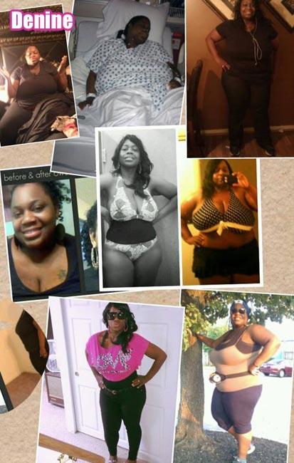 Denine weight loss