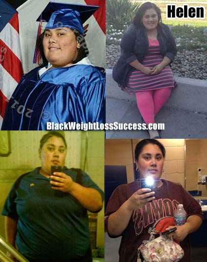 Helen weight loss