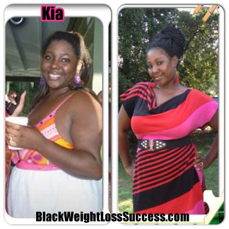 Kia weight loss