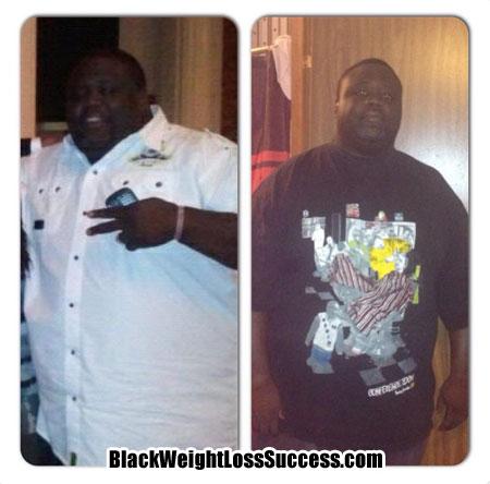 Kia Husband's weight loss