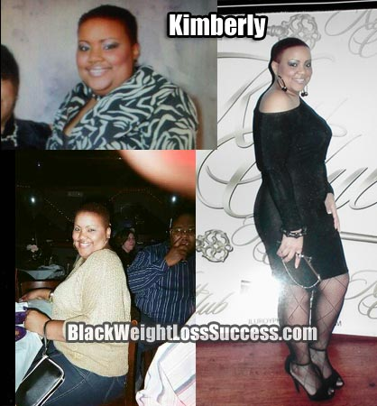 Kimberly 100 pound weight loss