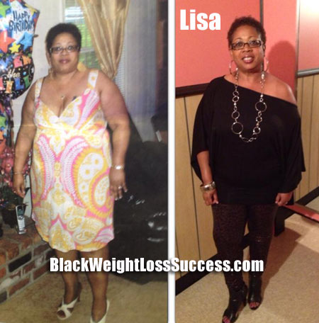 Lisa weight loss story