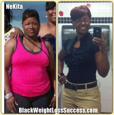 NeKita weight loss success