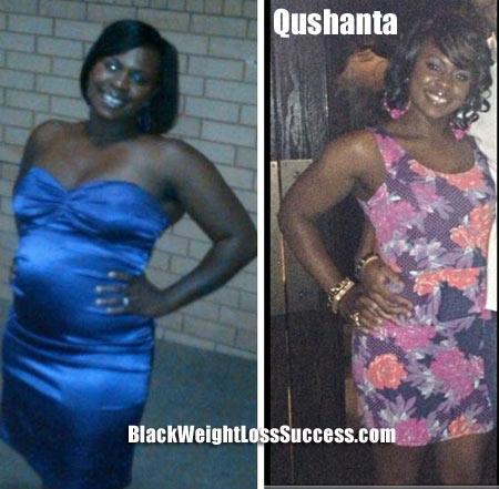 Qushanta weight loss