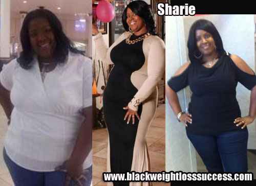 Sharie weight loss