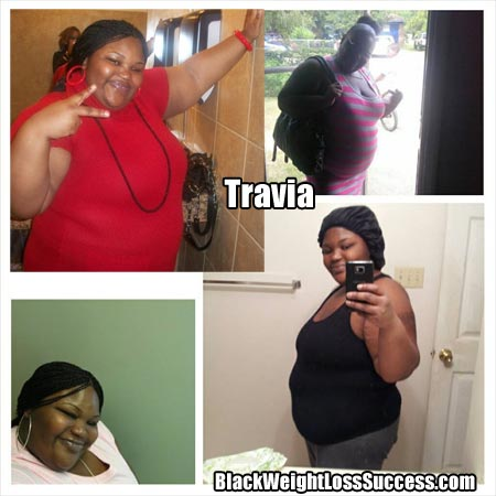 Travia weight loss story