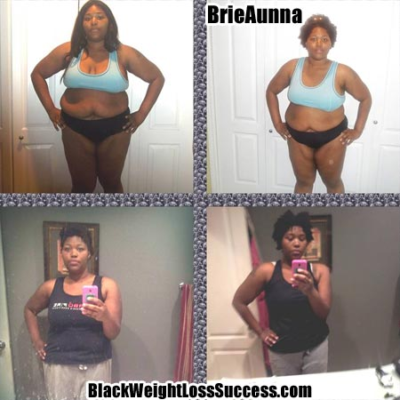 Brie weight loss success story