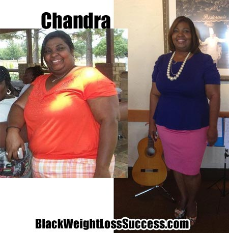 Chandra weight loss success story