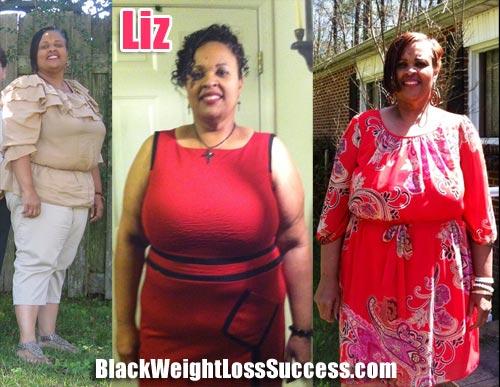 Liz weight loss story