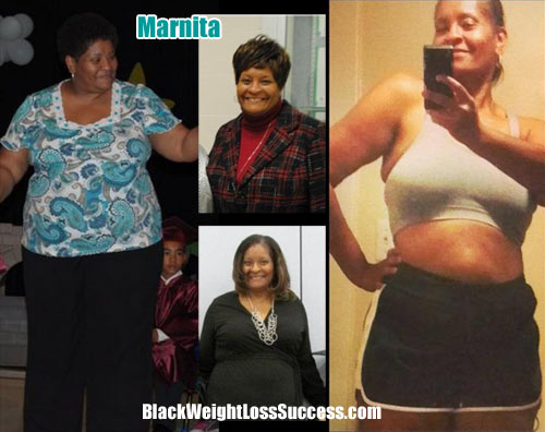 Marnita weight loss story