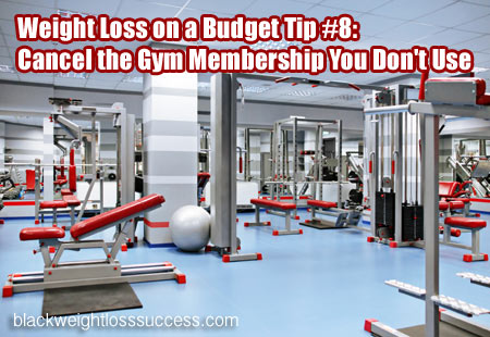 Weight Loss on a Budget Tip