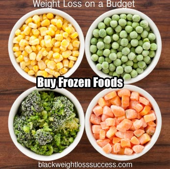 buy frozen foods