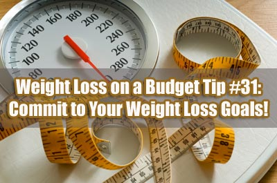commit goals weight loss