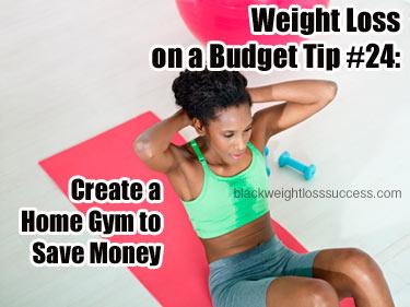 home gym save money