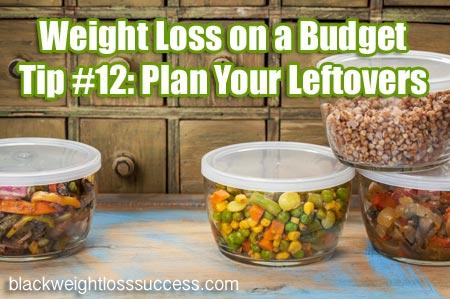 leftovers save money