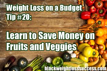 save money on fruit veggies