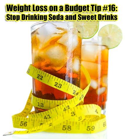soda sweet drinks